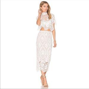 STONE COLD FOX Brinkley Skirt